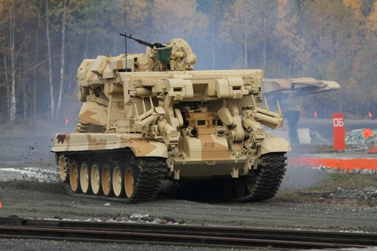 IMR-3MA armoured engineering vehicle