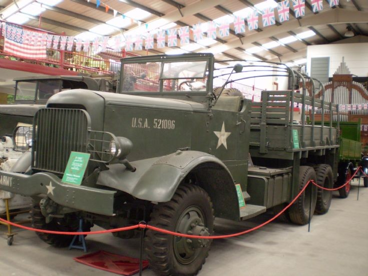 US Army Mack