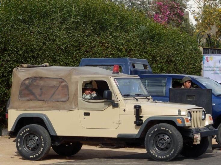 Jeep - Egypt