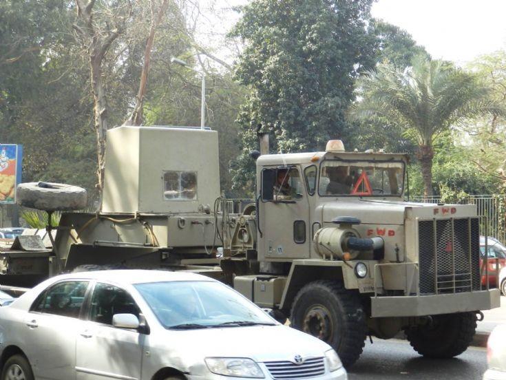 FWD Truck - Egypt