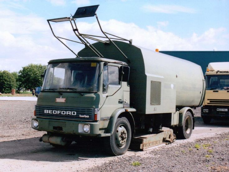 Bedford TL - Runway Sweeper