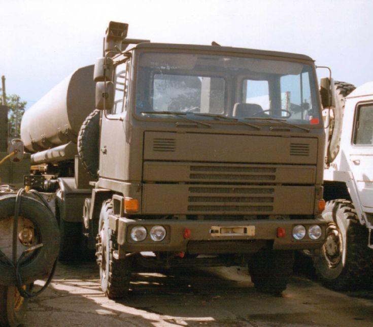 AWD TM Multidrive - 8x6 Tanker