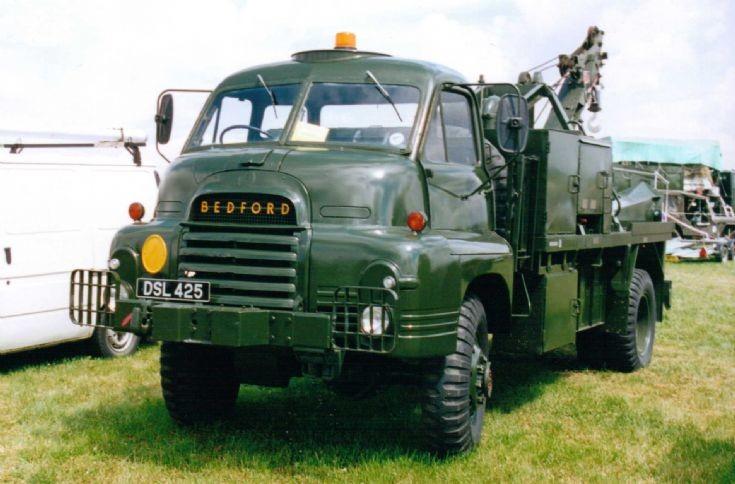 Bedford RL - Light Recovery (FV13115)