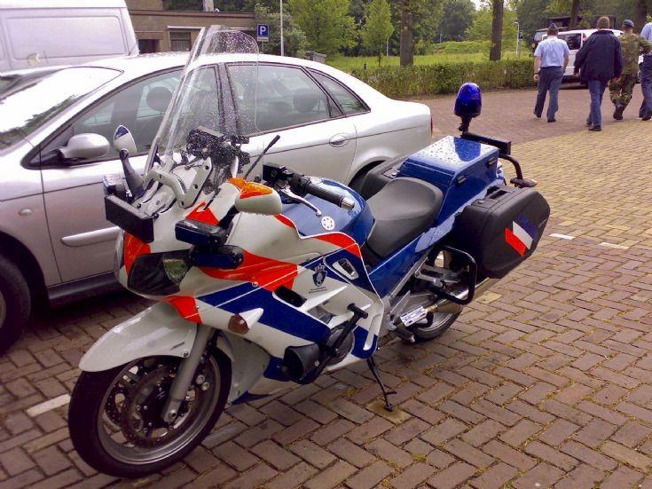 Yamaha FJR1300a KMar