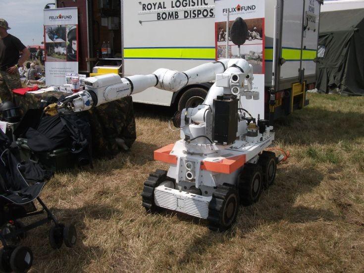 RLC Robot