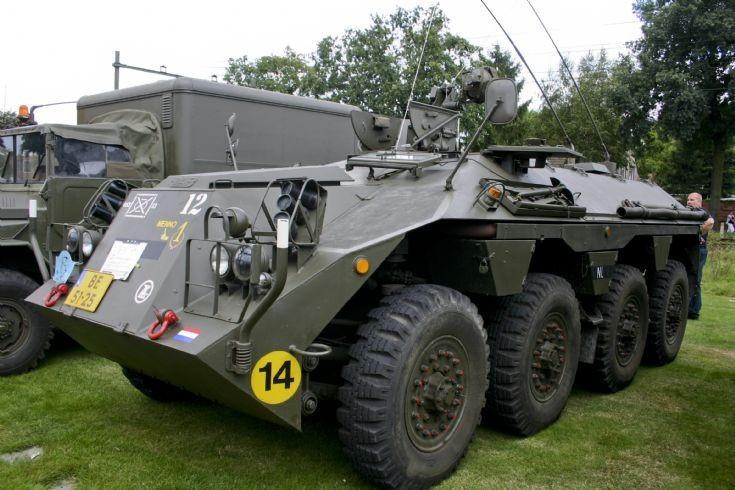 DAF YP 408.