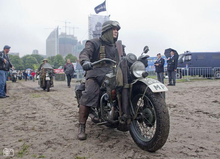 Harley Davidson WLA45 1942