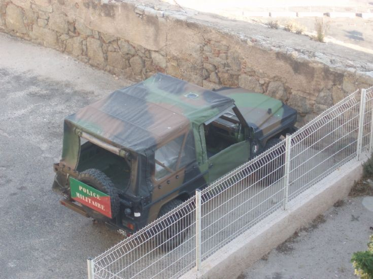 Peugeot P4 (Military Police)