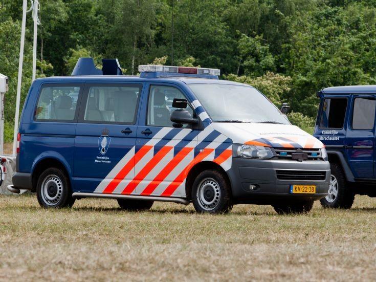 Volkswagen Transporter T5 KMar.