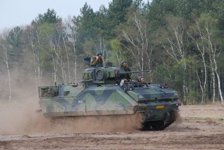 YPR 765 PRI Dutch army Oirschot