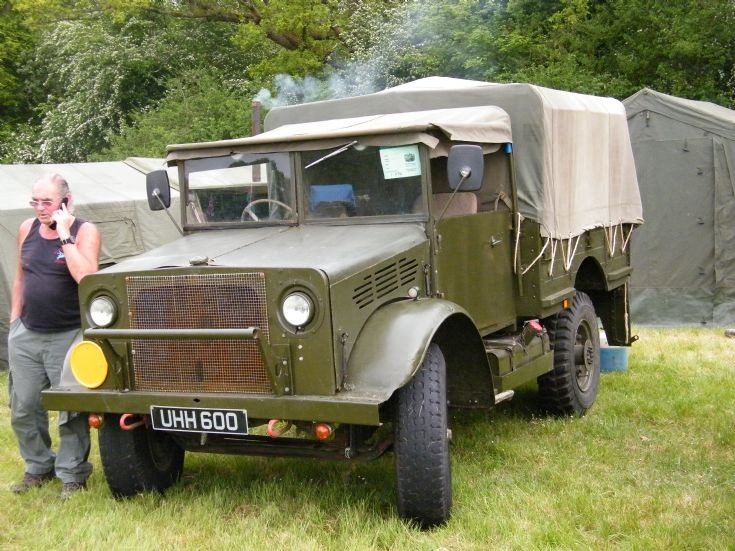 Overlord Show Denmead Hampshire 2015