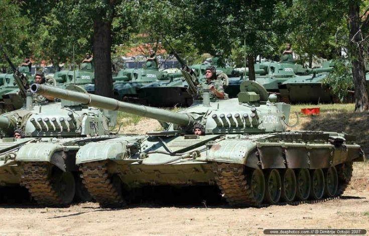 M-84  Main Battle Tank