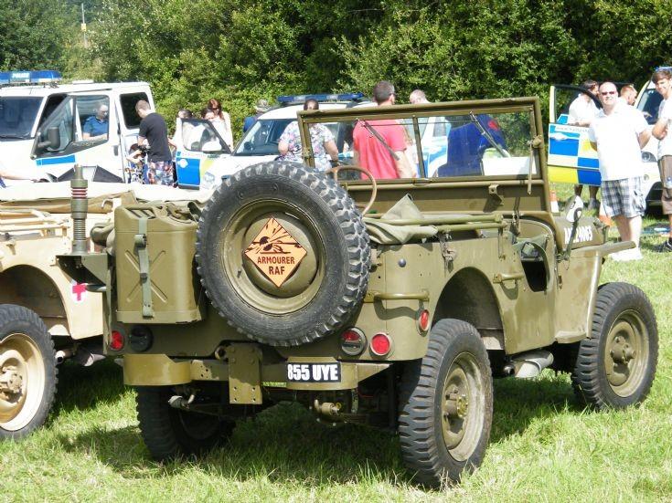 RAF Jeep