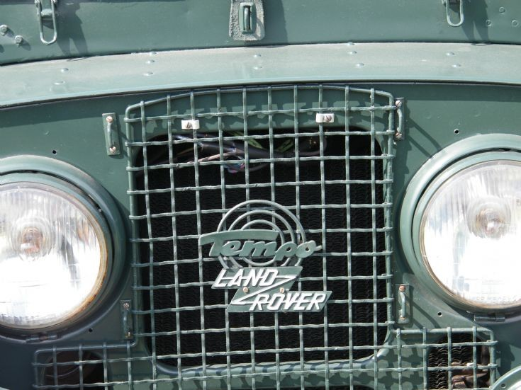 German Built Tempo Land Rover