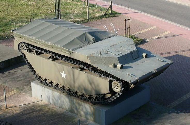 LVT-4 Buffalo topview