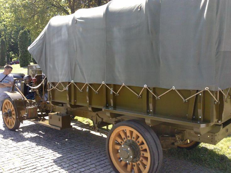 Packard Model E