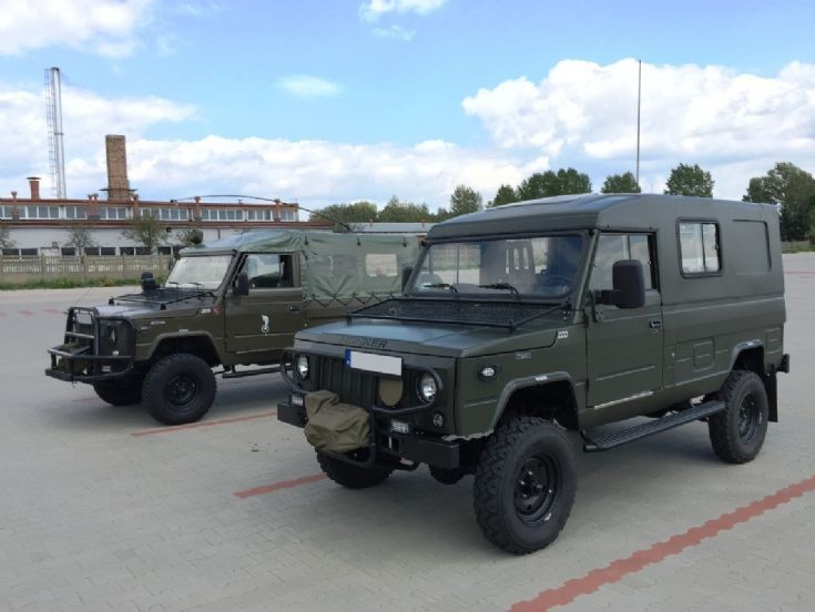 Honker 2000 2N - patrol version