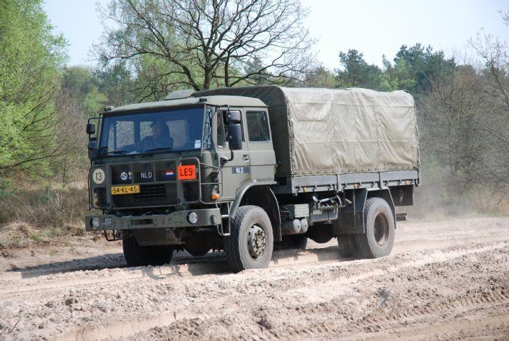 DAF YA15442 truck Oirschot
