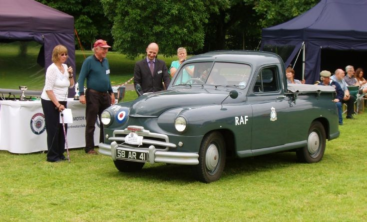 Phase 1A Standard Vanguard Pick-up