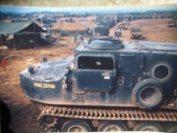 22740 number vehicle in chu lai vietnam 1965