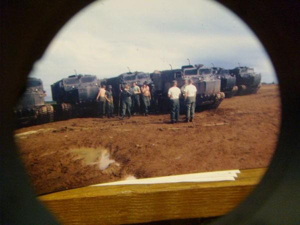 1st otter platoon vietnam around August of 1965