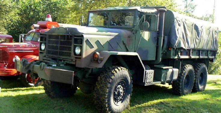 AM General 5 Ton Truck