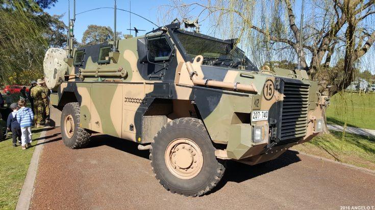 Australian Army Bushmaster