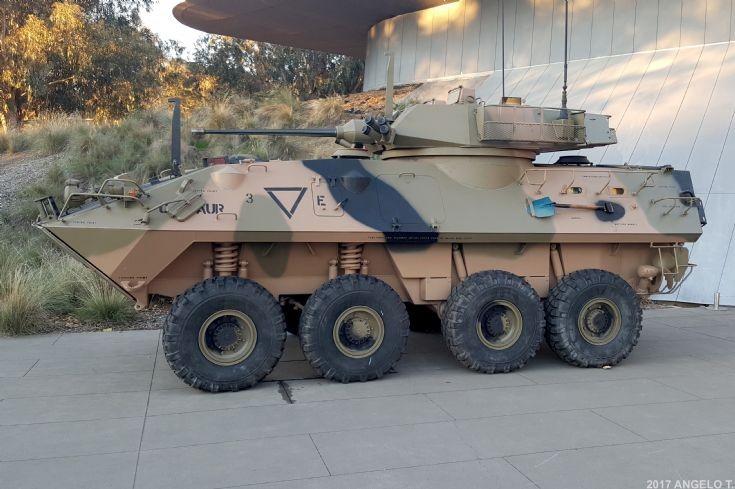 Australian Army ASLAV