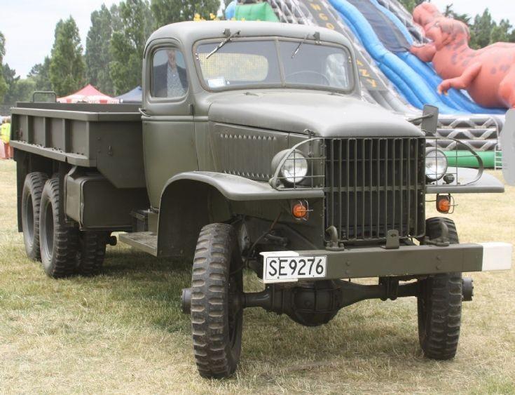 1942 G.M.C. CCKW 353