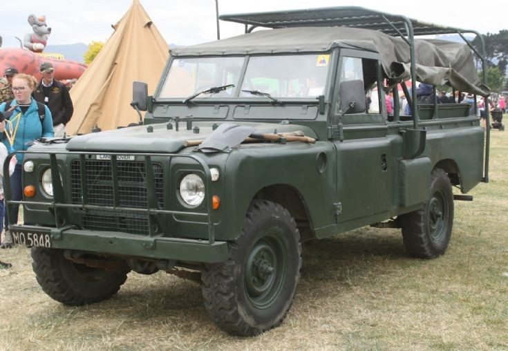 1985 Land-Rover V8