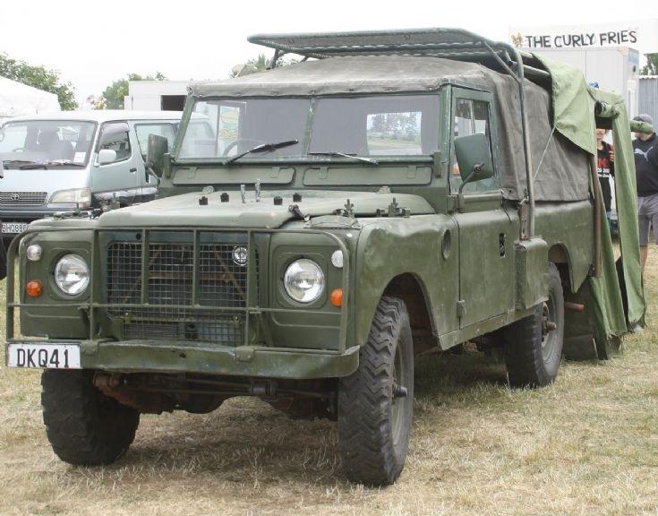 1983 Land-Rover V8