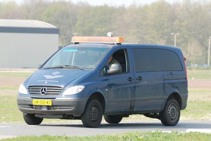 Mercedes Benz Vito Air base Security