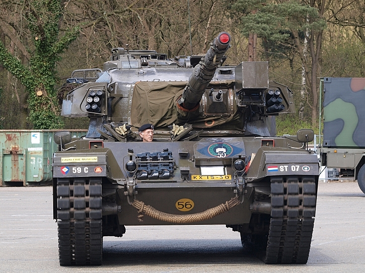 Demo run of a Centurion Mk. 5-2