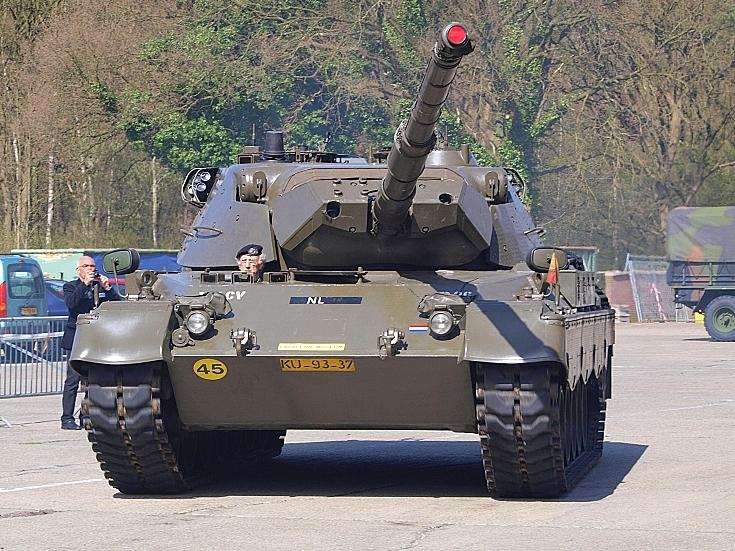 Demo run Leopard 1V