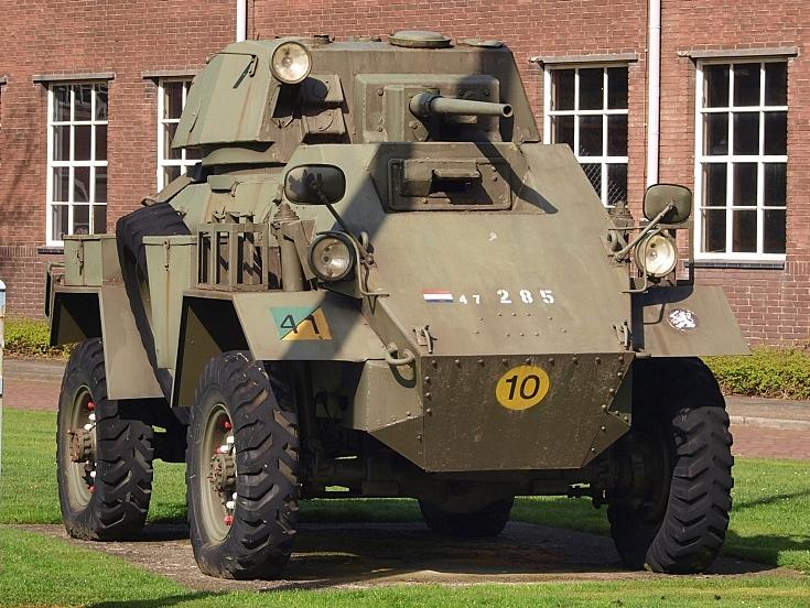 Photo of Humber Mk IV