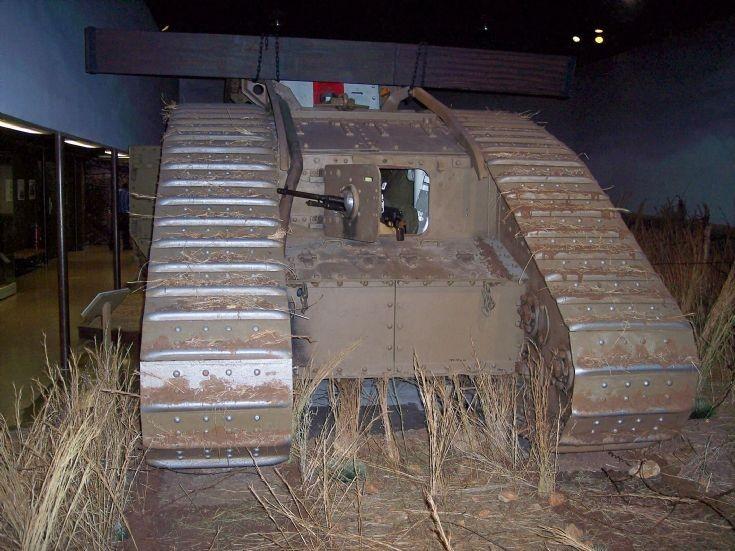 WW1 British Mark V Tank