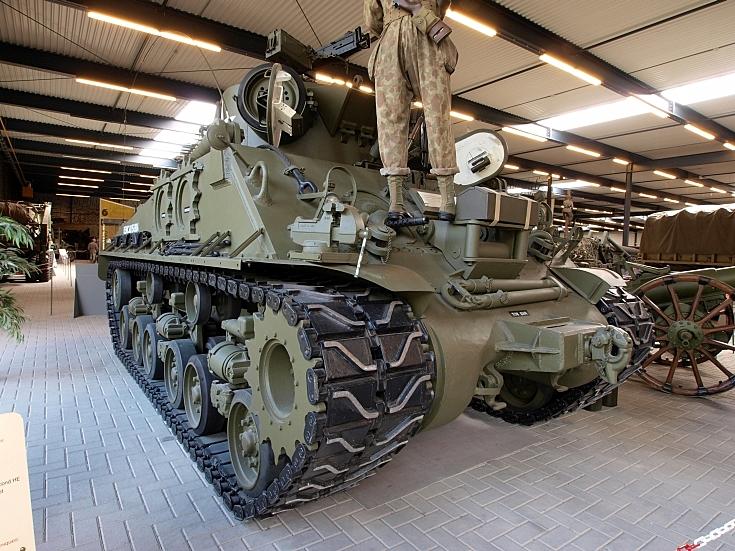 M32B3 Tank Recovery Vehicle