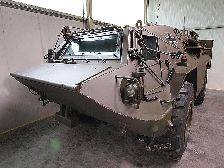 TPZ Fuchs prototype