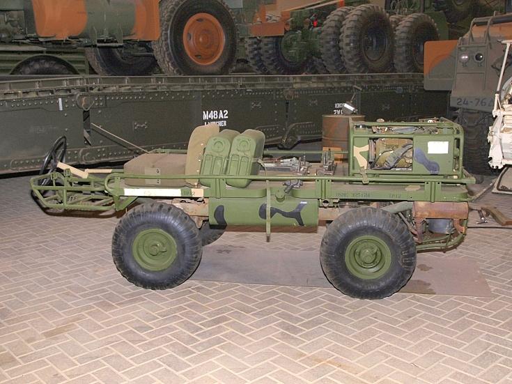 Utility Platform M274A5 Mule