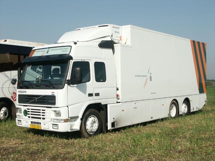 Koninklijke Landmacht Volvo truck