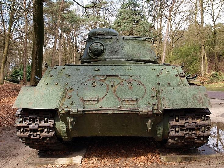IS-2 Iosif Stalin tank