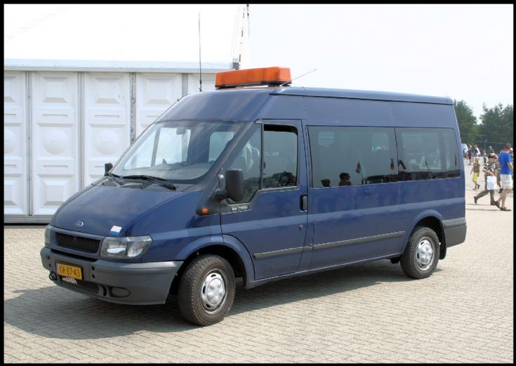 Koninklijke Landmacht Ford Transit