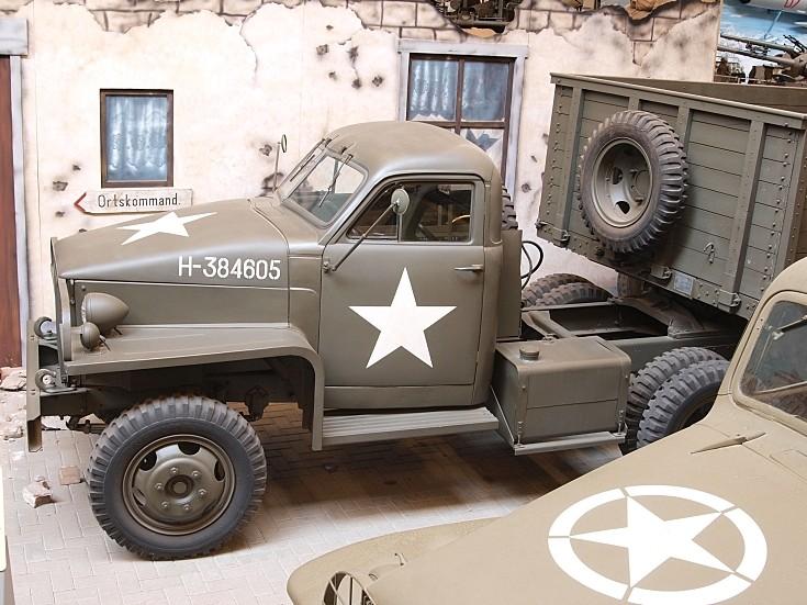 Military Vehicle Photos Studebaker Us6 U6