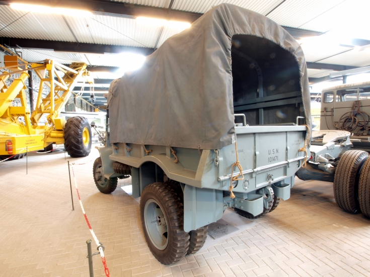 4x4 Ford GTB Low Silhouette Cargo