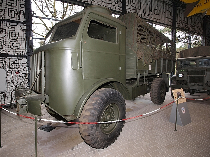 Four Wheel Drive Co. 4x4 FWD SU-COE