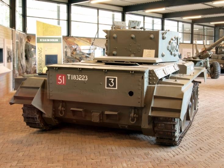 Cromwell A27M tank
