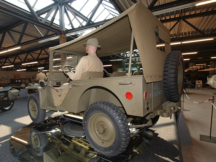 Bantam BRC (Bantam Reconnaissance Car)