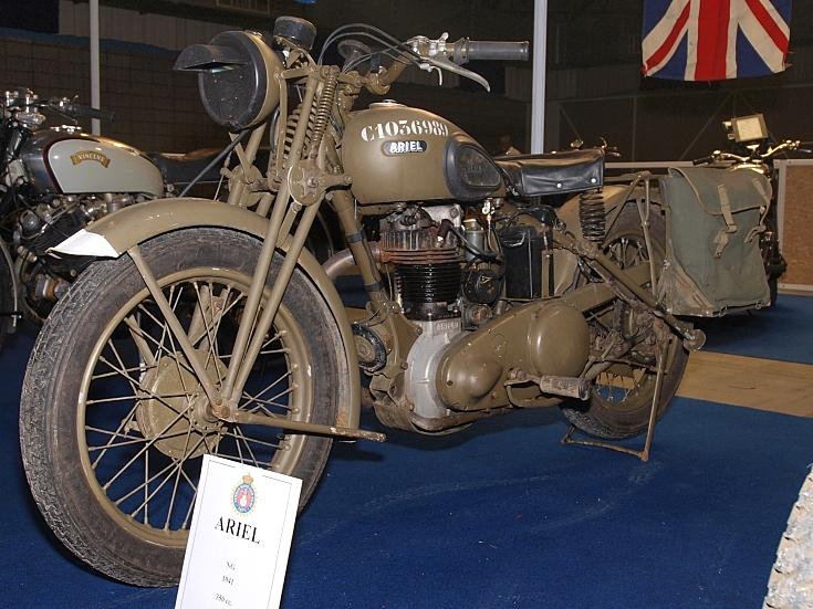 Ariel NG 350cc (1941)
