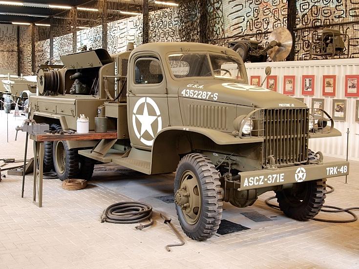 Military Vehicle Photos Gmc Cckw 353 2 Truck