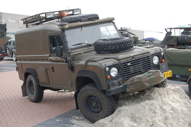 Land Rover Defender 110XD